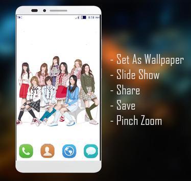Girls Generation Wallpaper HD Fans screenshot 3