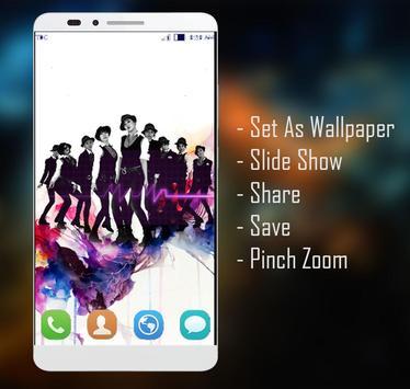 Girls Generation Wallpaper HD Fans screenshot 1