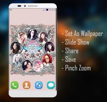 Girls Generation Wallpaper HD Fans screenshot 2