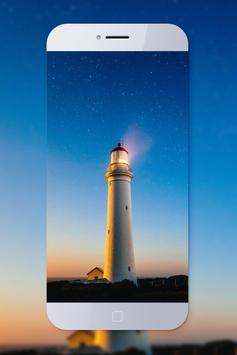 Lighthouse Cool Wallpaper HD poster