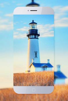 Lighthouse Cool Wallpaper HD screenshot 2