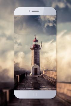 Lighthouse Cool Wallpaper HD screenshot 3