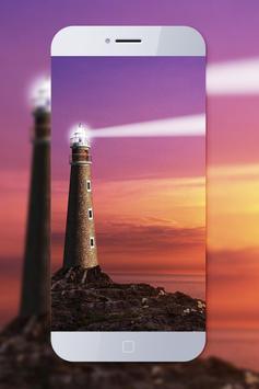 Lighthouse Cool Wallpaper HD screenshot 4