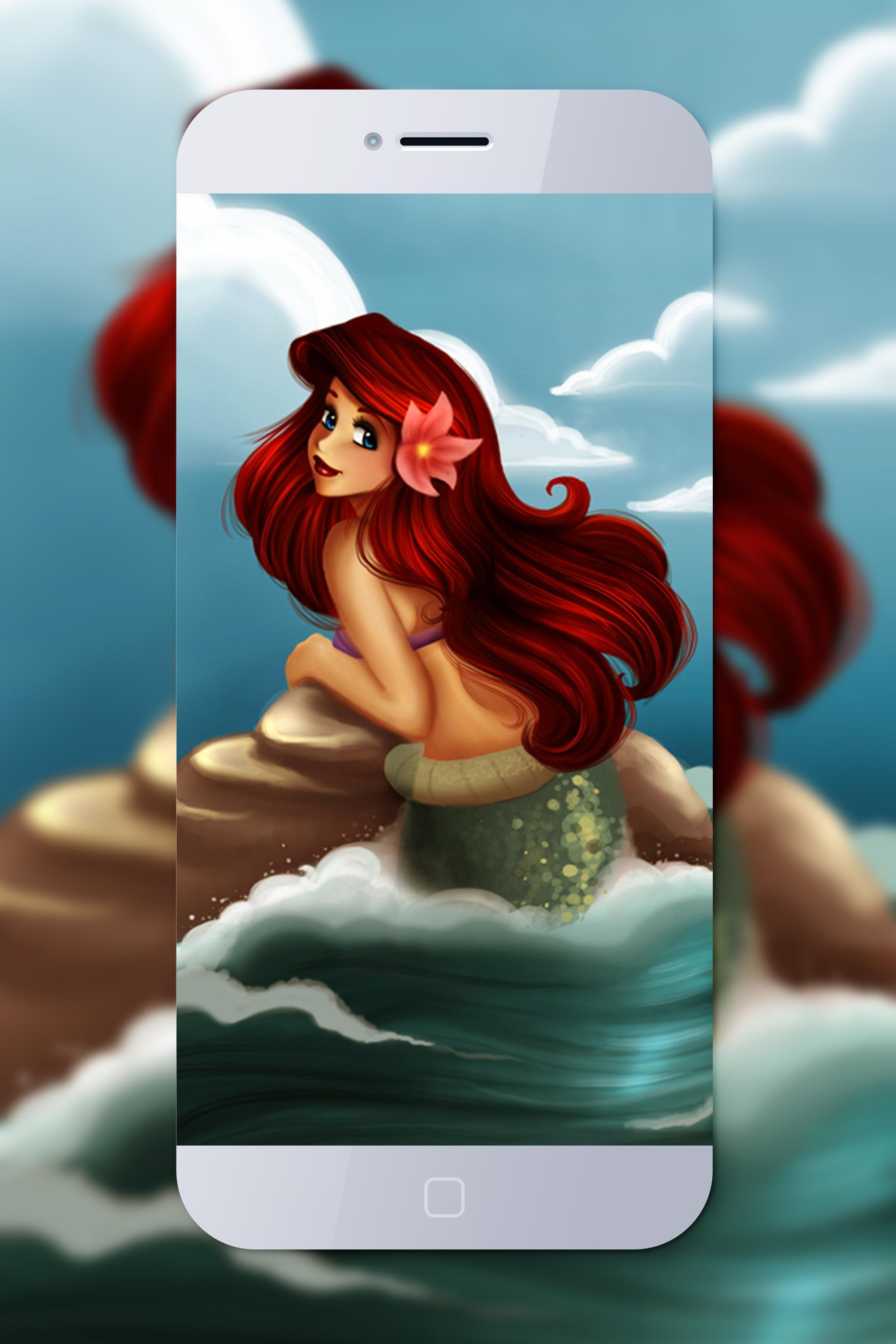 Little Mermaid Wallpaper Hd For Android Apk Download