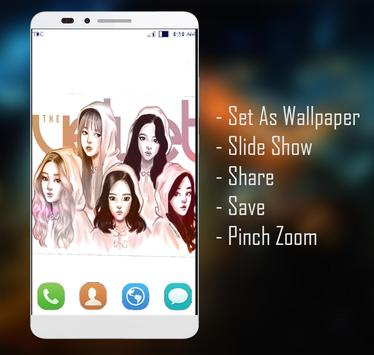 Red Velvet Wallpaper HD Fans screenshot 3