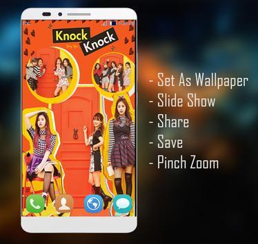 TWICE Wallpaper HD Fans poster