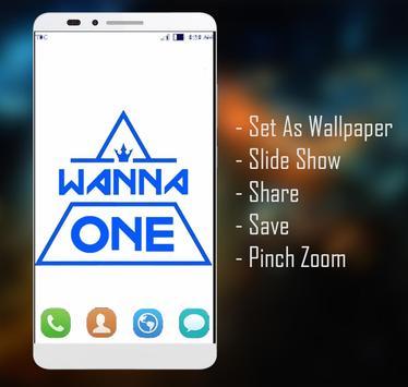 Wanna One Wallpaper screenshot 4