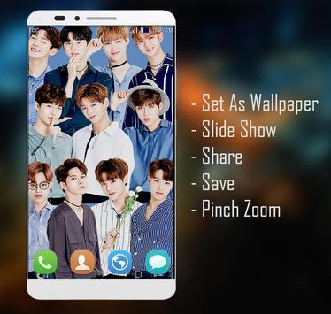Wanna One Wallpaper screenshot 1