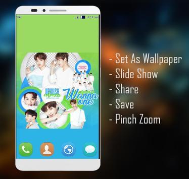 Wanna One Wallpaper screenshot 2