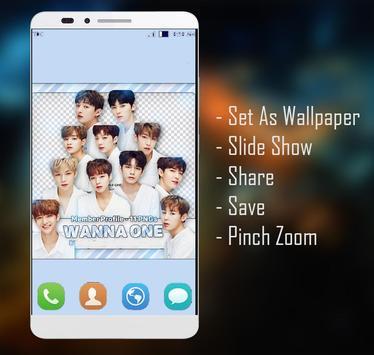 Wanna One Wallpaper screenshot 3