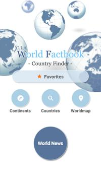 World factbook for android apk download world factbook poster gumiabroncs Gallery