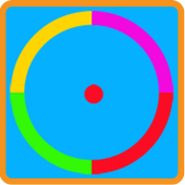 Color Dot Jump icon