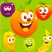 Bubble Fruits 2016 icon