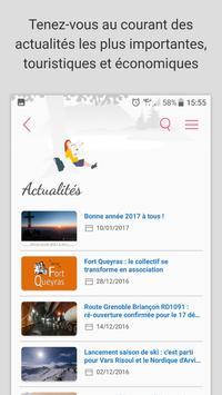 Envie de Queyras screenshot 2