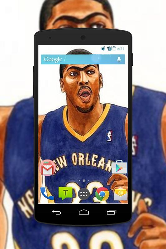 Anthony Davis Wallpaper Fans HD for Android - APK Download