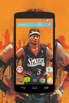 Allen Iverson Wallpaper Fans HD apk screenshot