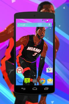 Dwyane Wade Wallpaper Fans HD screenshot 3