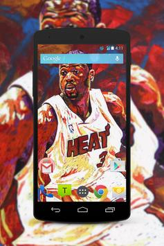 Dwyane Wade Wallpaper Fans HD screenshot 1