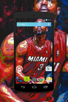 Dwyane Wade Wallpaper Fans HD screenshot 4