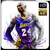Kobe Bryant Wallpaper Fans HD icon