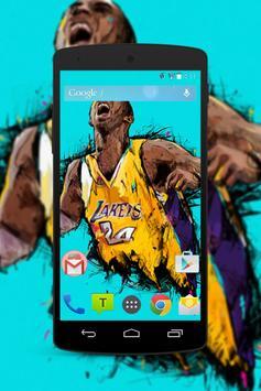Kobe Bryant Wallpaper Fans HD screenshot 4