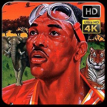 Hakeem Olajuwon Wallpaper Fans HD apk screenshot