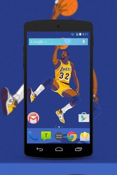 Magic Johnson Wallpaper Fans HD screenshot 1
