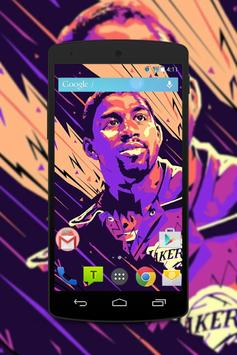 Magic Johnson Wallpaper Fans HD screenshot 2
