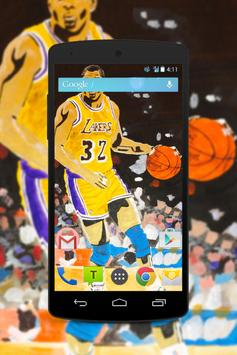 Magic Johnson Wallpaper Fans HD screenshot 3