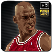 Michael Jordan Wallpaper Fans HD icon