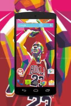 Michael Jordan Wallpaper Fans HD apk screenshot