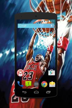 Michael Jordan Wallpaper Fans HD poster