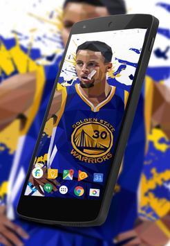 Stephen Curry Wallpaper Fans HD screenshot 4