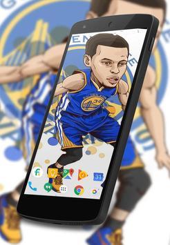 Stephen Curry Wallpaper Fans HD screenshot 1