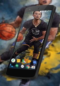 Stephen Curry Wallpaper Fans HD screenshot 2