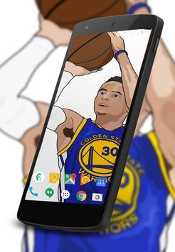 Stephen Curry Wallpaper Fans HD screenshot 3