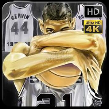 Tim Duncan Wallpaper Fans HD poster