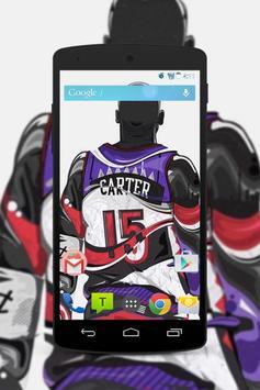 Vince Carter Wallpaper Fans HD screenshot 2