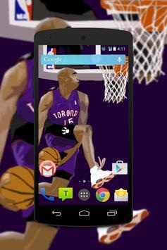 Vince Carter Wallpaper Fans HD screenshot 3