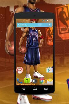 Vince Carter Wallpaper Fans HD screenshot 4