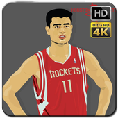 Yao Ming Wallpaper Fans HD icon