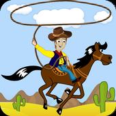 Flappy Texan-HD icon