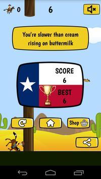 Flappy Texan-HD apk screenshot