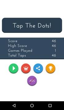 tap the dot poster