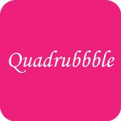 Quadrubbble icon
