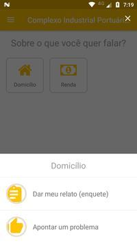 Projeto Sagui screenshot 3