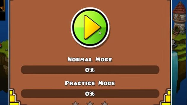 Guide For Geometry Dash World poster