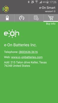 e-On Batteries screenshot 3