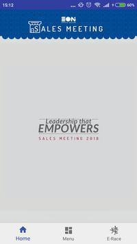 Eon Sales Meeting 2018 poster
