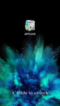 AppLock Theme Beautiful Color screenshot 10